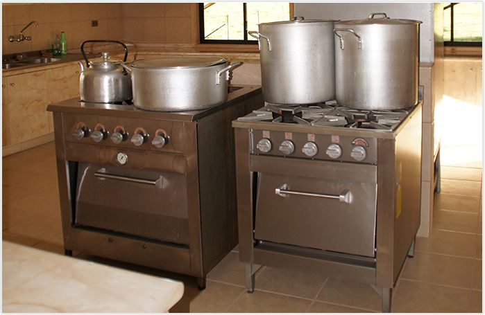 Cocina industrial rancho esperanza for Herramientas de cocina industrial